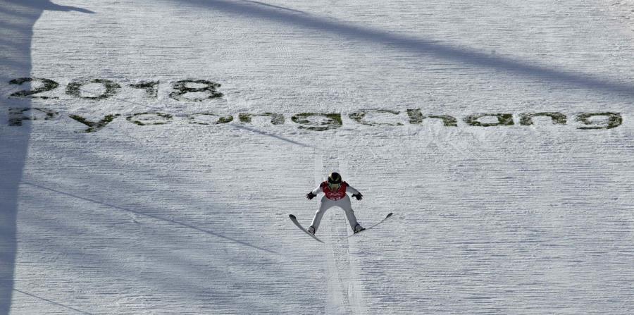 La tecnología avanza a velocidades de vértigo y el fin de semana, unos robots disputarán una competición de esquí en la zona olímpica de los Juegos de PyeongChang. (horizontal-x3)