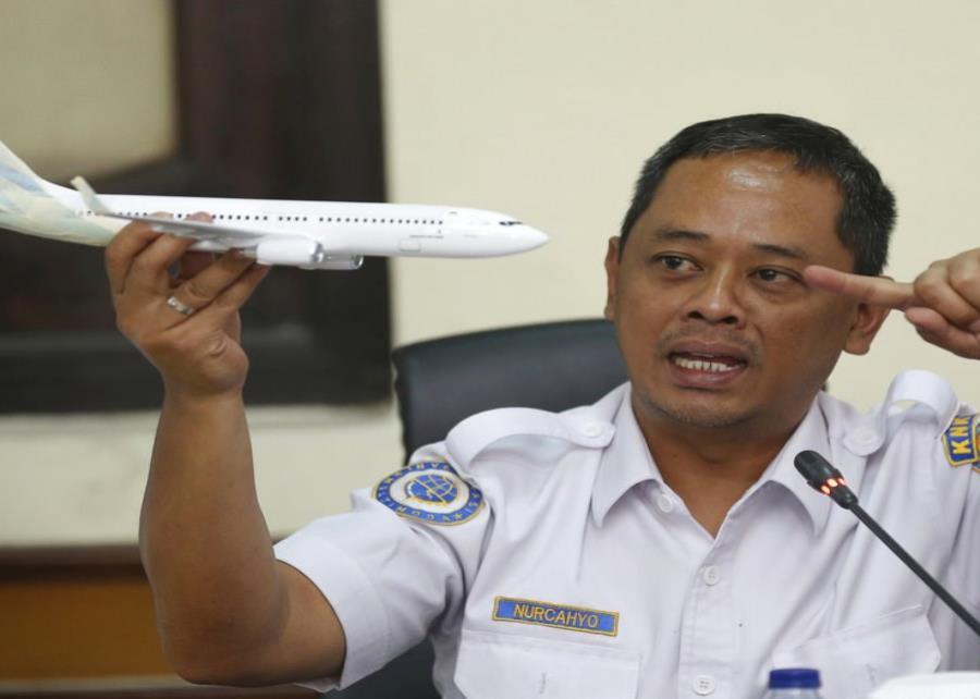 Las autoridades indonesias publicaron en noviembre un informe preliminar sobre el accidente del vuelo 610 de Lion Air (semisquare-x3)