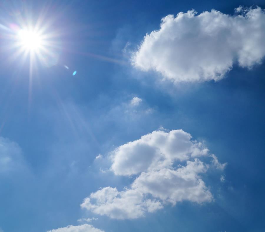 Las temperaturas fluctuarán entre los bajos 60 y 70 grados Fahrenheit. (semisquare-x3)