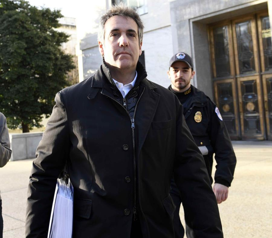 Acusaciones de Cohen califican a Trump de racista