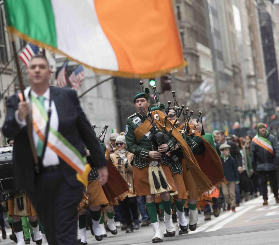 Se estima que al rededor de 2 millones de personas acudirán a la celebración. (AP/Mary Altaffer) (semisquare-x3)