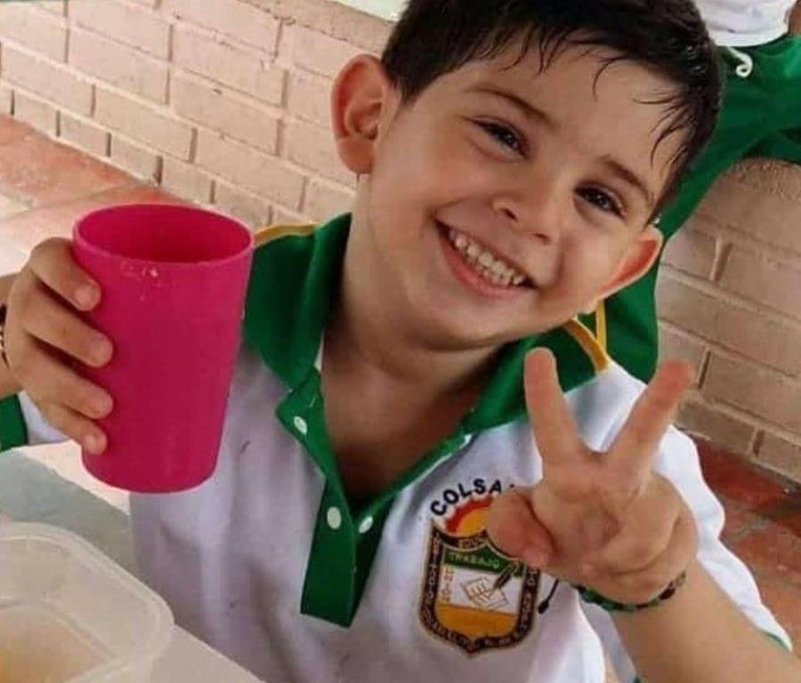 Colombia: liberan a niño tras estar 7 días secuestrado