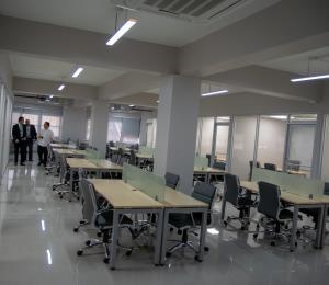 El Centro Unido de Detallistas inaugura un espacio de cotrabajo
