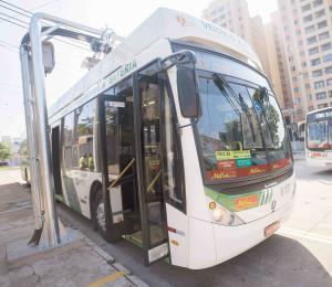 Avances en el transporte colectivo eléctrico