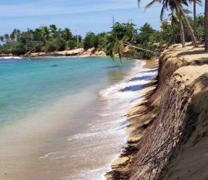 En crisis las playas de Puerto Rico