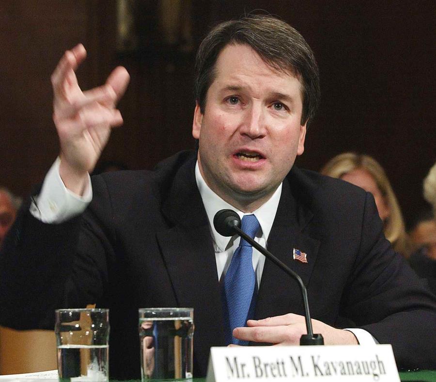Brett Kavanaugh ha fungido como juez de la corte de apelaciones del Distrito de Columbia desde el 2006 hasta el presente. (AP / Dennis Cook) (semisquare-x3)