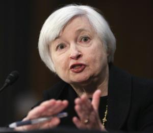 Janet Yellen prevé una caída de 30 % en el PIB de Estados Unidos