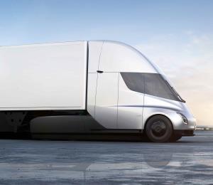 Tesla saca al mercado un camión tractor eléctrico