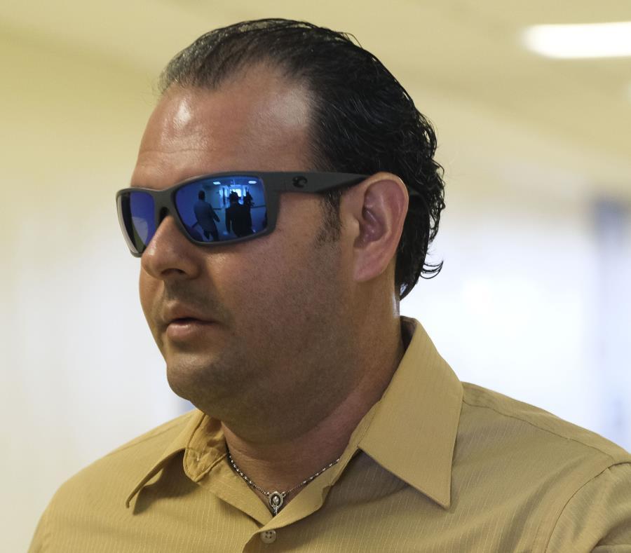 Gabriel Hernández Jiménez se expone a una pena carcelaria de ocho años por los delitos. (GFR Media) (semisquare-x3)