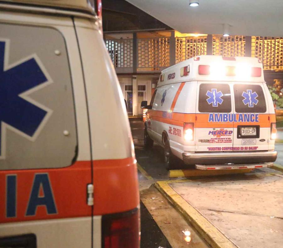 Ambos heridos fueron trasladados al Centro Médico, en Río Piedras. (semisquare-x3)