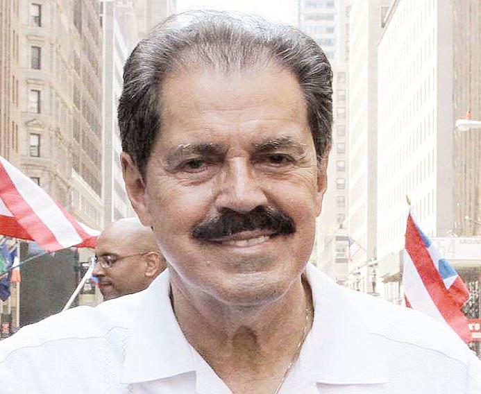 José Serrano se retirará del Congreso con 30 años como representante de un distrito ubicado en el sur de El Bronx. (GFR Media) (semisquare-x3)