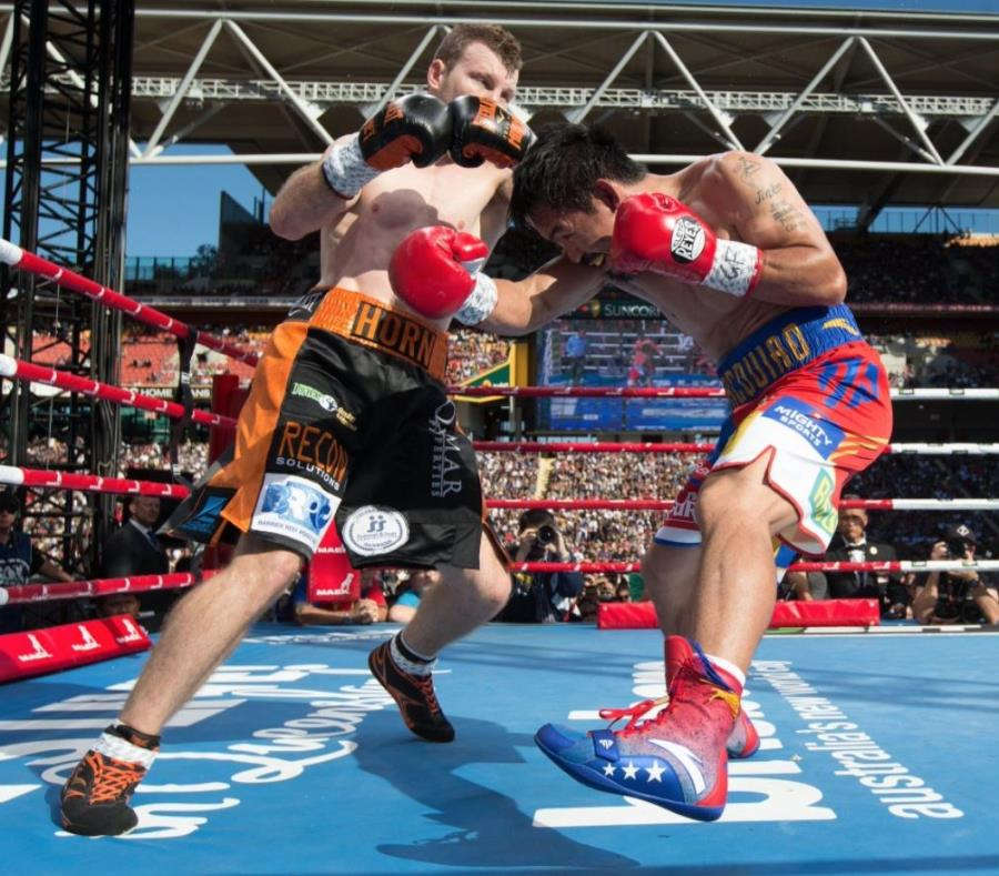 Jeff Horn vence a Manny Pacquiao por decisión (semisquare-x3)