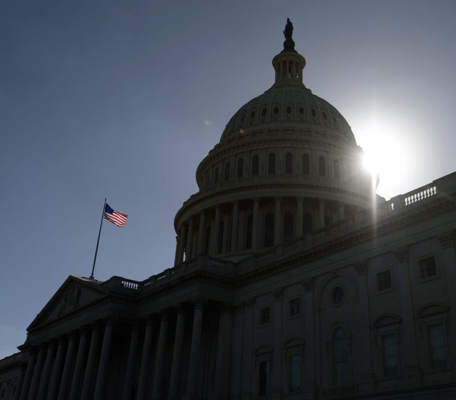 Con respecto a Puerto Rico, el proyecto mantiene los cuatro apartados claves que tuvo la legislación ratificada en enero en la Cámara baja. (EFE) (semisquare-x3)