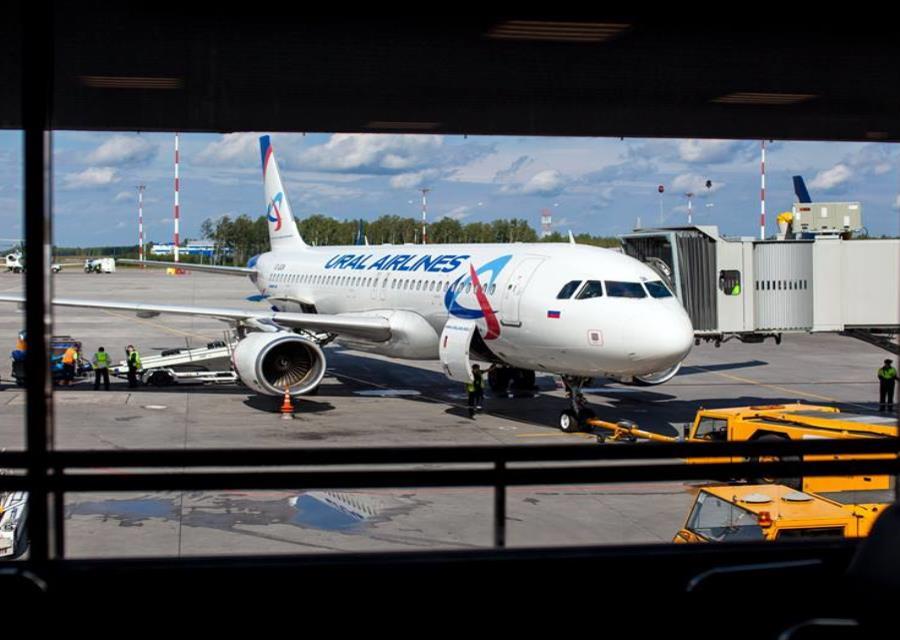 El pasajero, de 38 años, estaba en la fila de embarque de un vuelo de la compañía Ural Airlines, en Moscú. (semisquare-x3)