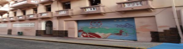 crop 20140813 flash mural arroyo - Un Icono Mutilado | Mural Carlos Arroyo
