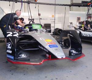 Nissan apuesta a las carreras de Formula-E