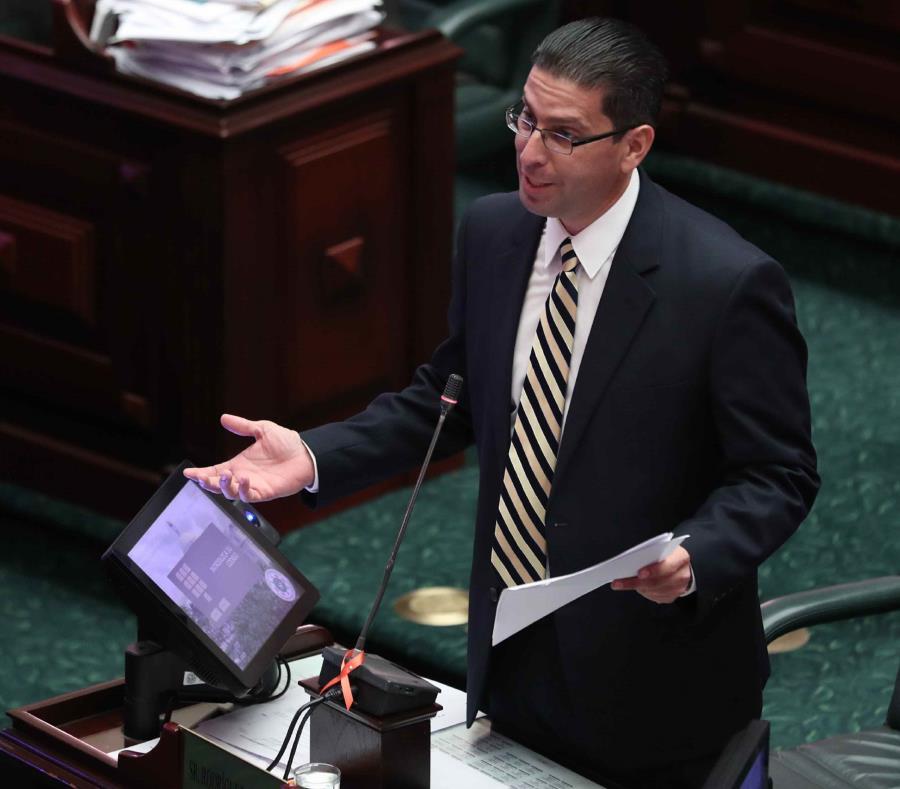 El proyecto de la Cámara 265 fue de la autoría del portavoz de la Cámara de Representantes por el partido Nuevo Progresista (PNP), Gabriel Rodríguez Aguiló. (semisquare-x3)