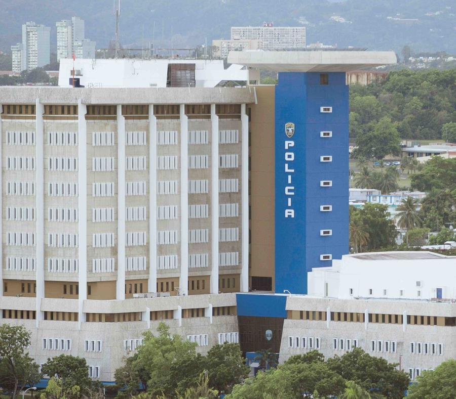 En la foto el cuartel general de la Policía, en Hato Rey (semisquare-x3)