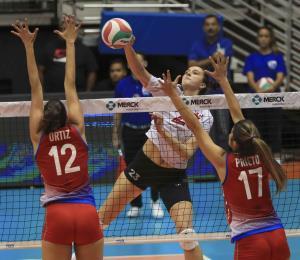 Puerto Rico cae ante Canadá en el partido por la medalla de bronce del Norceca