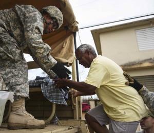 Un Día del Veterano sin precedente en Puerto Rico