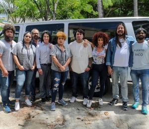 """Alexandra Fuentes, Molusco y Chente prometen un atraco de risas en """"La casa sin papel"""""""