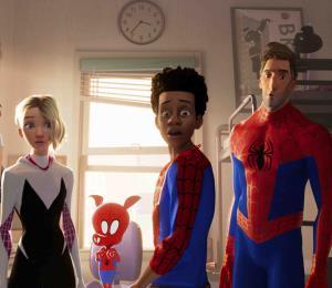 ¿Demasiado Spider-Man? No en el Spider-Verse