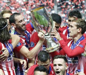 El Atlético vence al Real Madrid en prórroga y gana la Supercopa