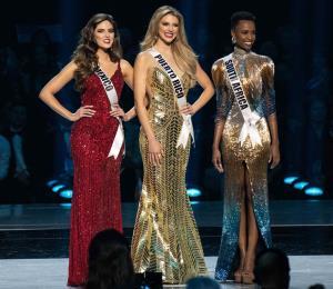 Esclavitud, racismo y Miss Universe