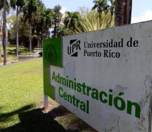 UPR: se busca presidente en propiedad