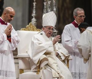 El papa Francisco agradeció a sus millones de seguidores en Twitter