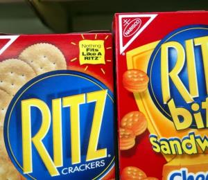 Retiran algunos productos de galletas Ritz por riesgo de salud