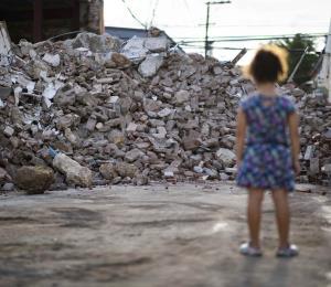 Terremoto: ¿dónde está Dios?