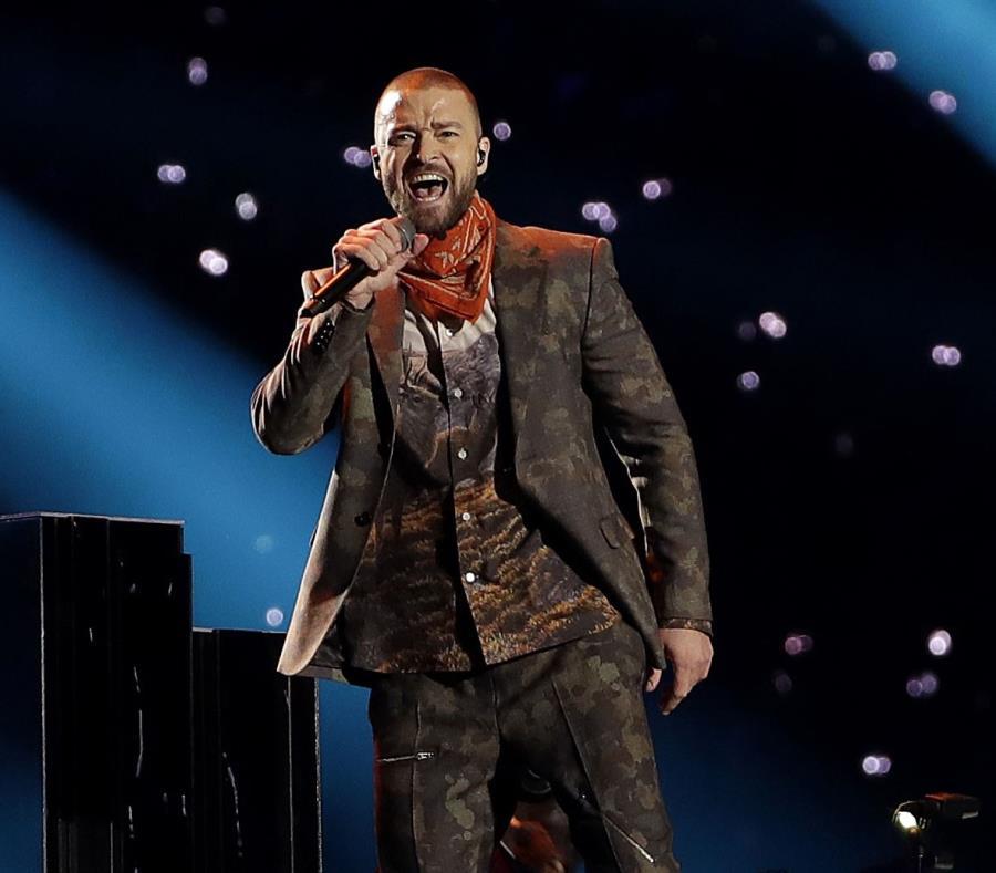 Justin Timberlake prometió reponer la presentación en el Madison Square Garden. (AP) (semisquare-x3)