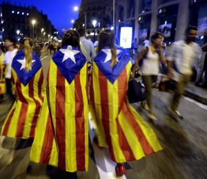 El diferendo catalán está vivo