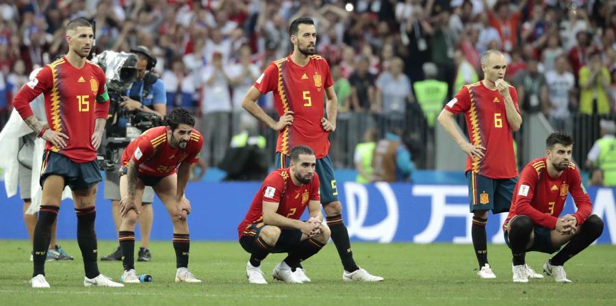 Con la caída de La Roja en octavos de final y la de Alemania en la primera fase, el Mundial se quedó sin los dos últimos ganadores. (horizontal-x3)