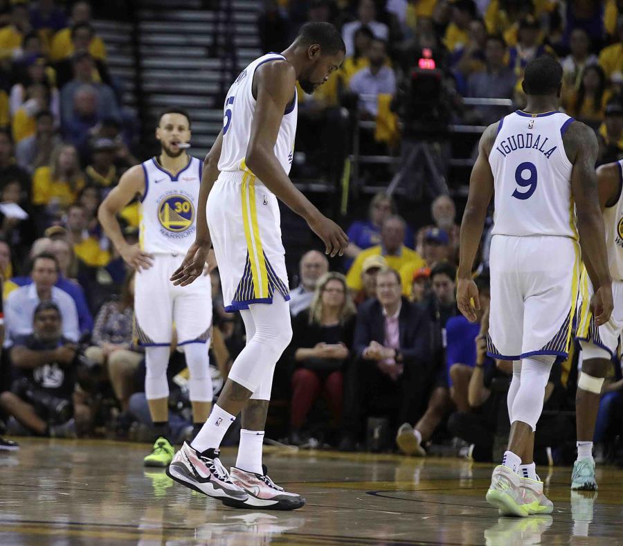Durant y Cousins seguirán sin jugar: los Warriors, en cuadro