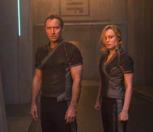 Captain Marvel revalida en su segunda semana como líder en taquillas