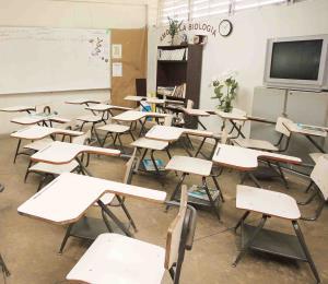 Es necesario el cierre de escuelas