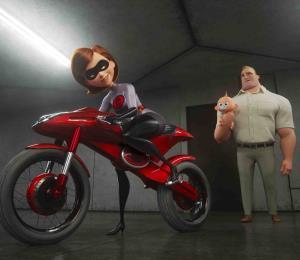 'Incredibles 2' rompe récord taquillero para una película animada