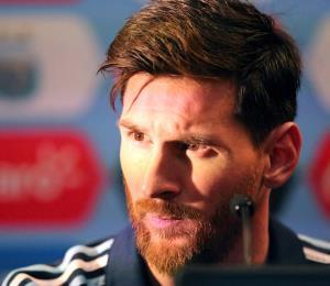 Lionel Messi sueña con ganar la Copa del Mundo