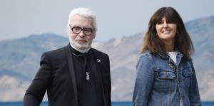 Virginie Viard queda a cargo de Chanel tras la muerte de Karl Lagerfeld