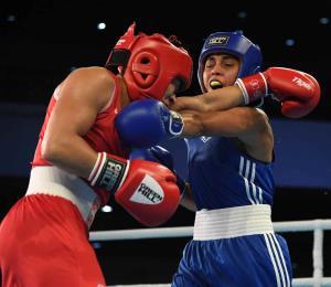 Ashleyann Lozada conquista medalla de oro en el peso gallo