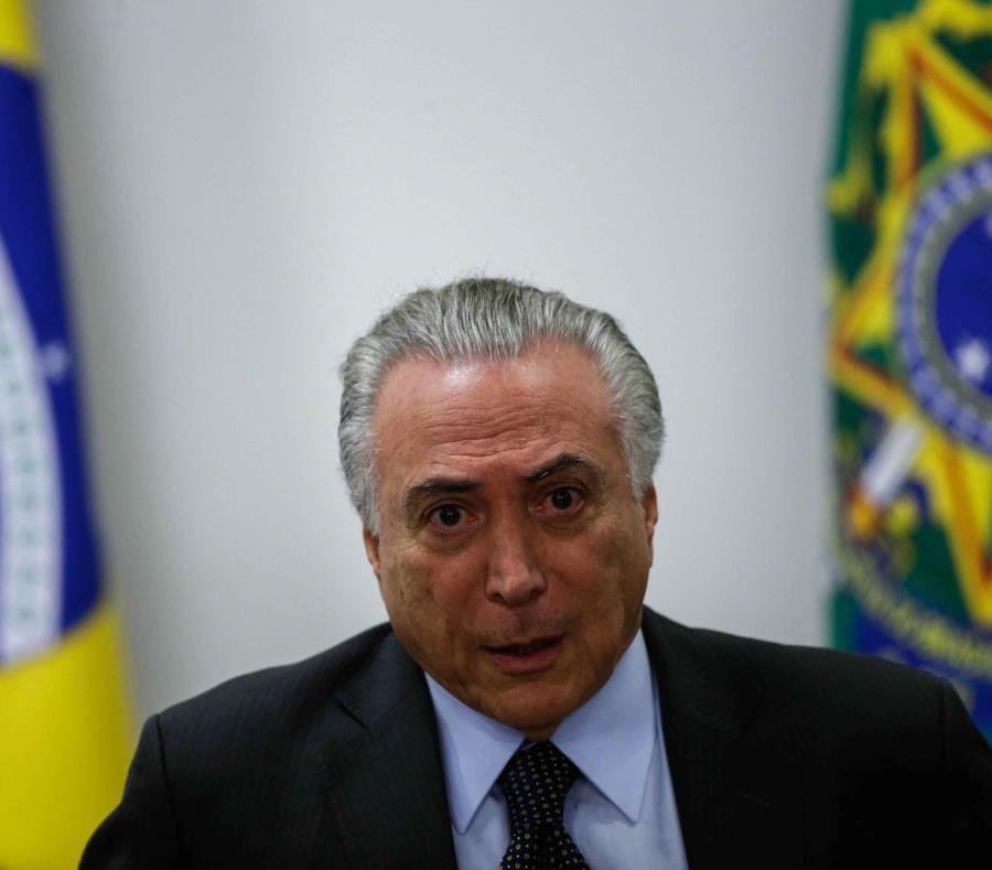 Temer promete que Brasil seguirá siendo solidario con los emigrantes venezolanos (semisquare-x3)