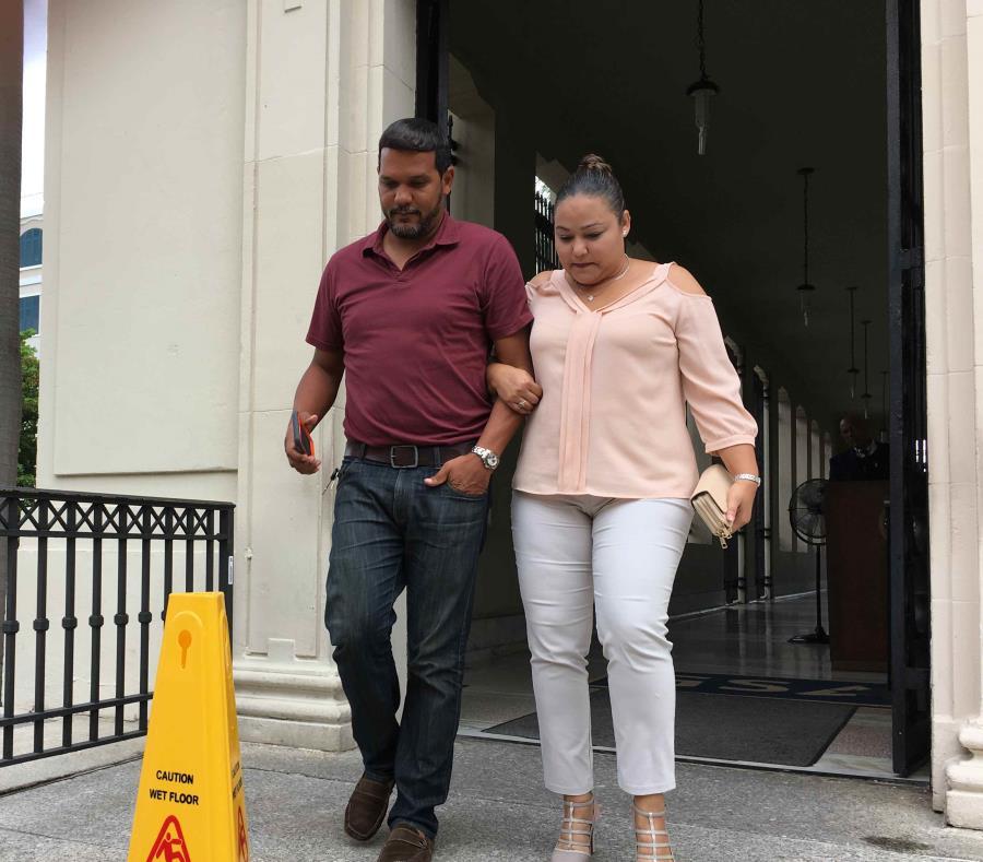 Marcano Rivera, hermano de Jonathan Rivera, quien testificó hoy (semisquare-x3)