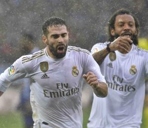 El Real Madrid se ubica como líder provisional de la Liga Española
