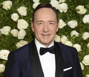 Kevin Spacey regresa al cine tras las acusaciones de acoso sexual