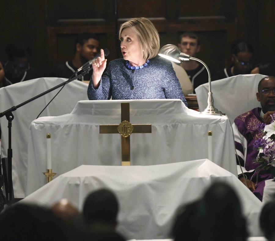 Hillary Clinton descarta candidatura para las elecciones de Estados Unidos 2020