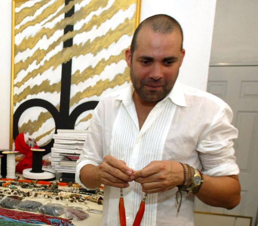 El diseñador David Antonio. (GFR Media) (semisquare-x3)
