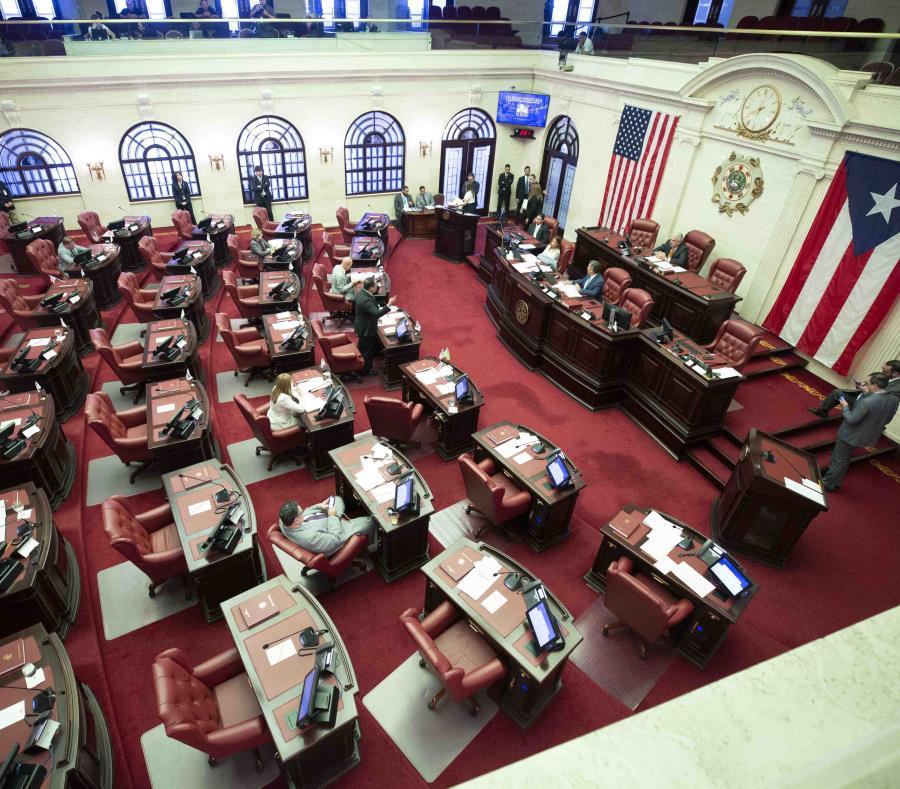 El pleno del Senado evaluará la semana próxima varias nominaciones. (semisquare-x3)