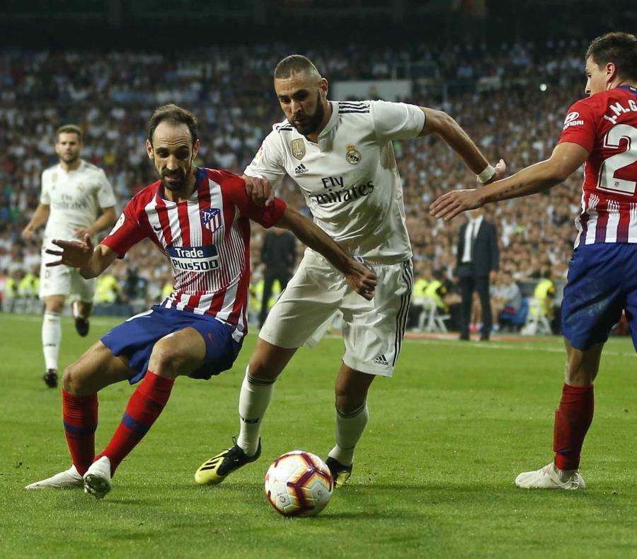 El Real Madrid y el Atlético empatan en el derbi  34588d293e9dc